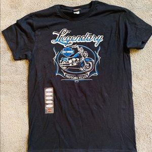 Harley Davidson T-shirt new Horny Toad Harley